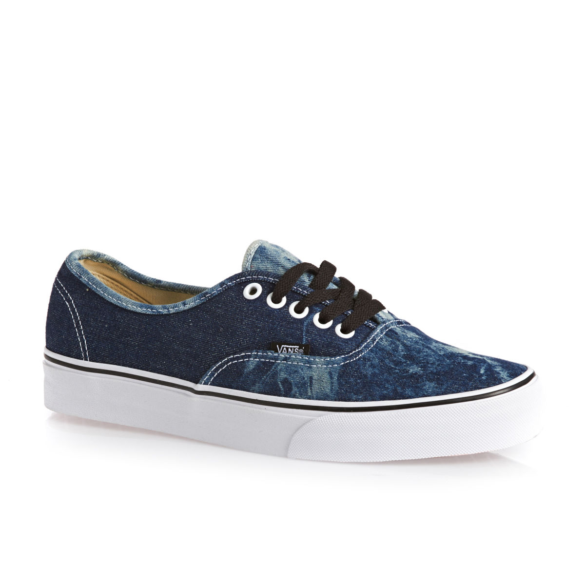 vans authentic black cena