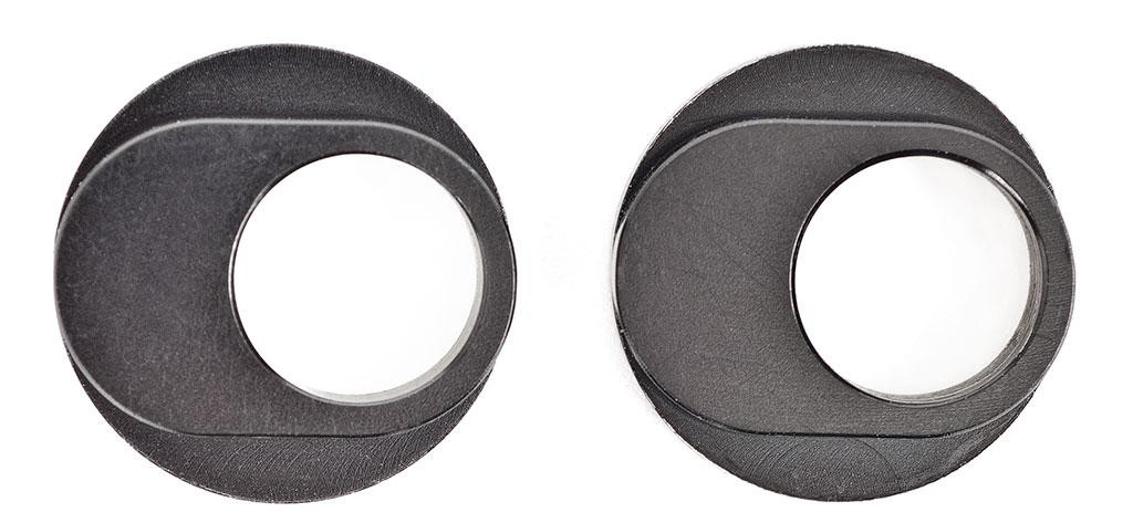 Shadow Captive Fork Spacers