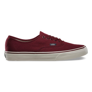 VANS Authentic (Oxblood Red)