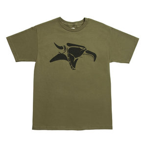 A-BIKE Logo T-shirt (olive)