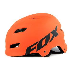 FOX Transition Hard Shell Helmet (orange)