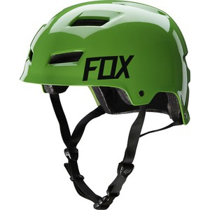 FOX Transition Hard Shell Helmet (Dark Green)
