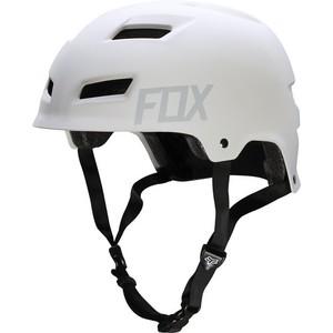 FOX Transition Hard Shell Helmet (White)
