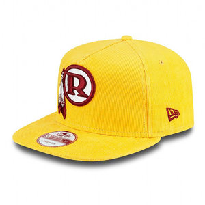 NEW ERA BTOS Snap NFL Washington Redskins 9FIFTY (yellow)