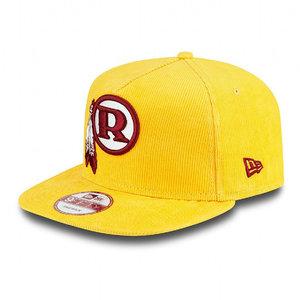 NEW ERA BTOS Snap NFL Washington Redskins 9FIFTY (yellow)