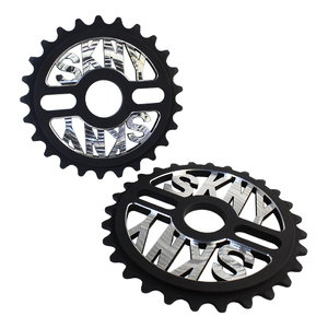 SKNY Logo Sprocket (Black/Silver)