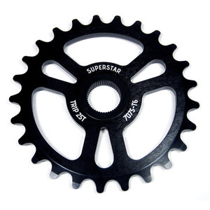 SUPERSTAR Trip splined sprocket