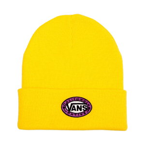 VANS California Native beanie (true yellow)