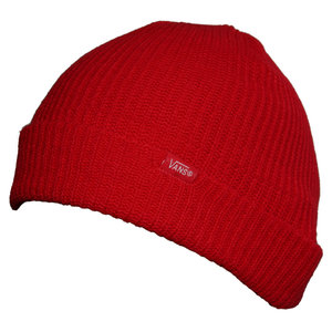 VANS Core Basics beanie (brand red)