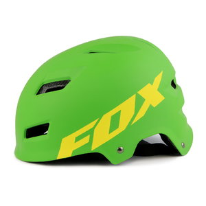 FOX Transition Hard Shell Helmet (green)