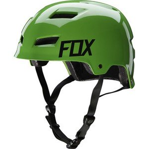 FOX Transition Hard Shell Helmet (Dark Green)