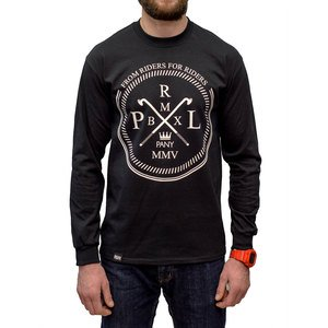 PROLETARYAT The Classic Longsleeve (black)