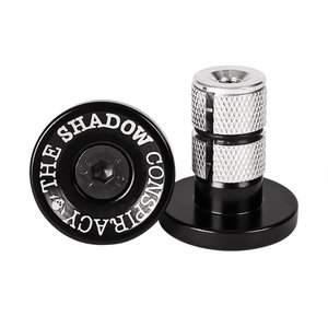 SHADOW Deadbolt Bar Ends