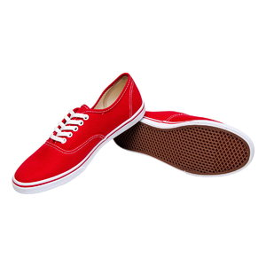 VANS Authentic Lo Pro (red)