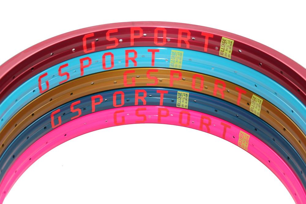 G-Sport Rollcage rim